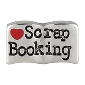 Picture of Scrapbooking Charm